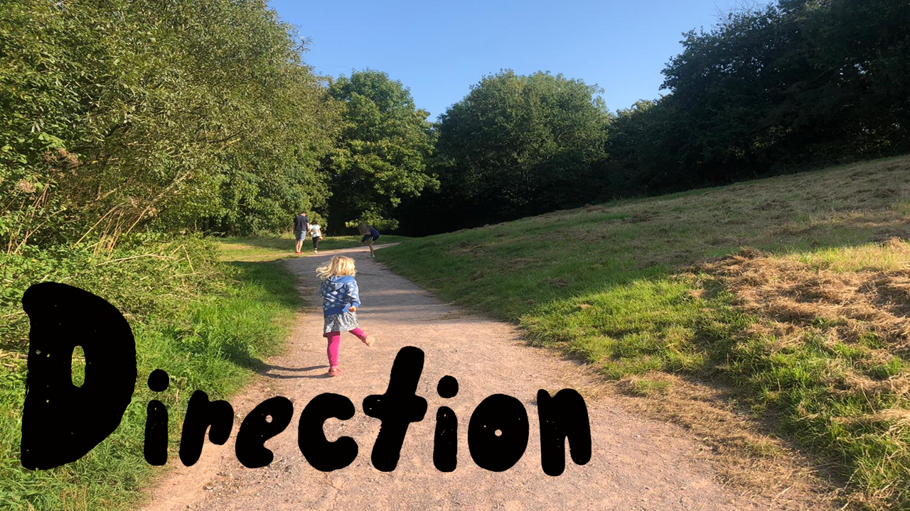 Direction - In Person! image
