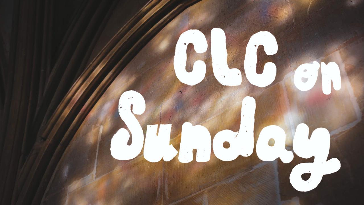 CLC on Sunday image