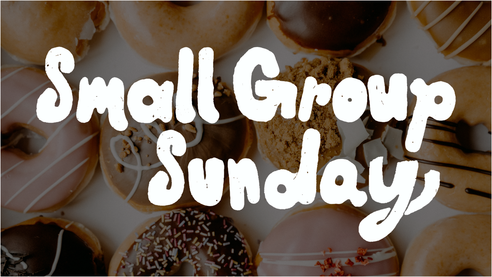Small Group Sunday image