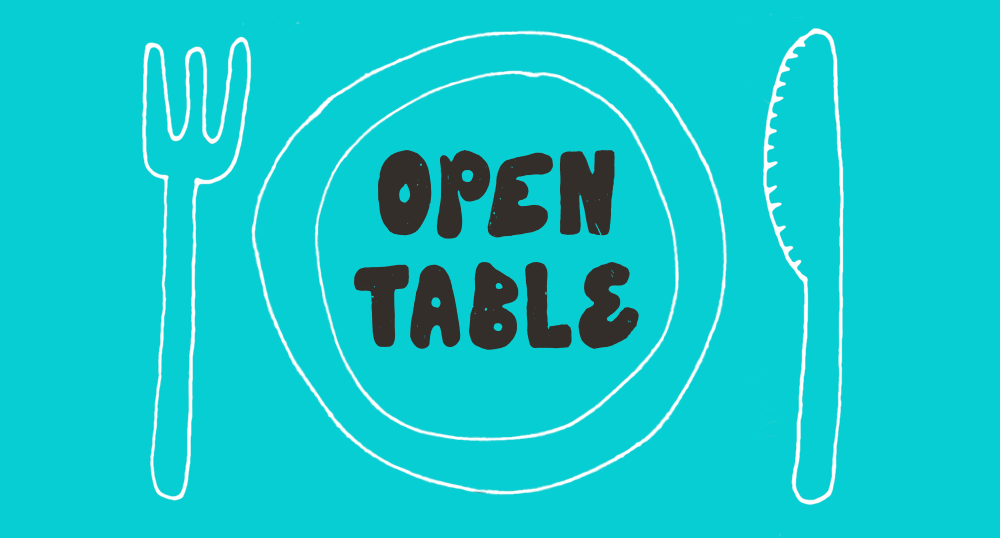 Open Table image